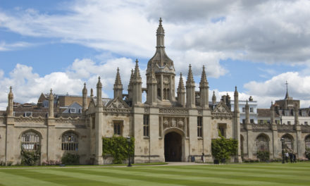 London Day-Trip: Cambridge