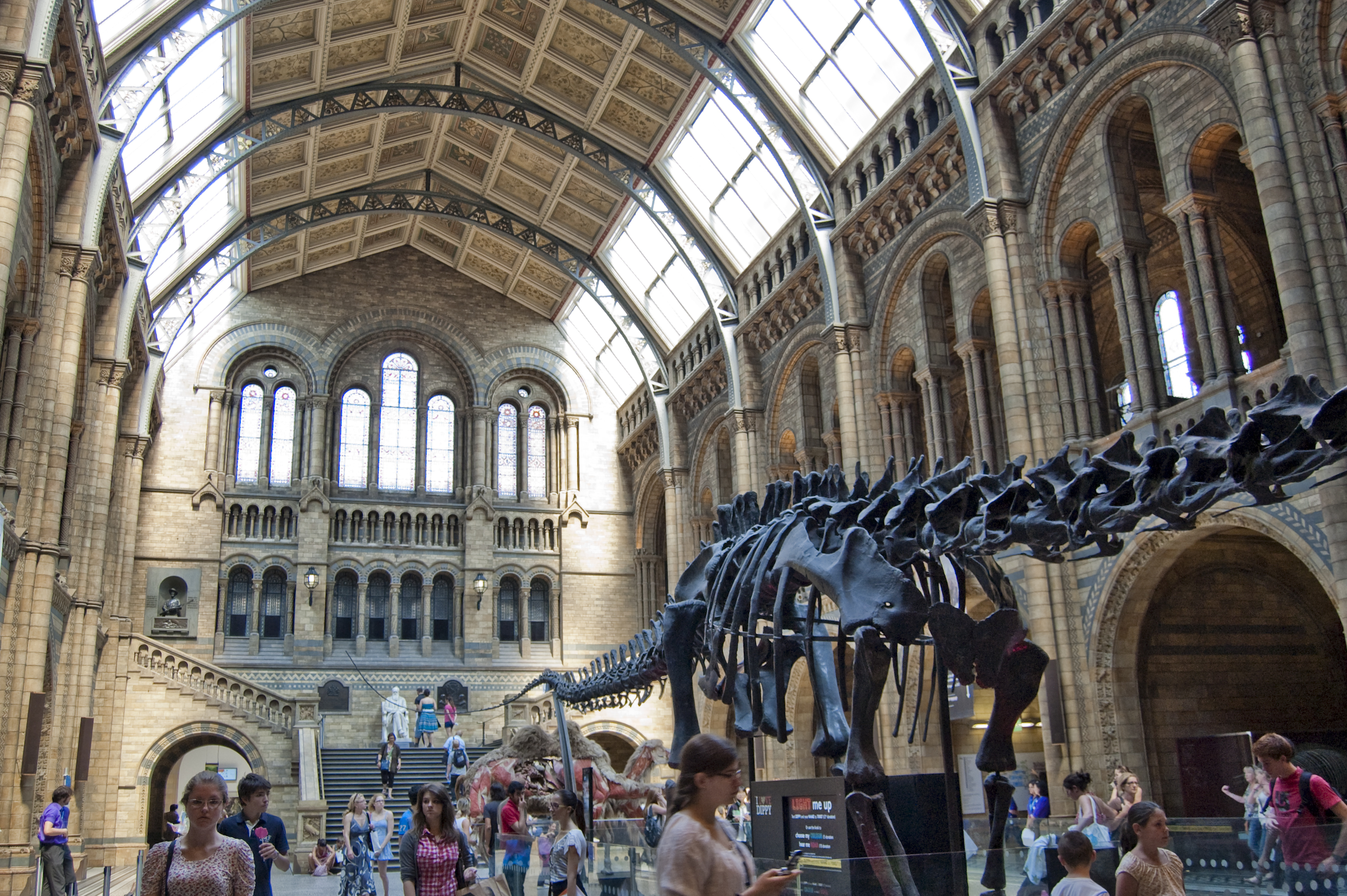 How Much Is The Natural History Museum London