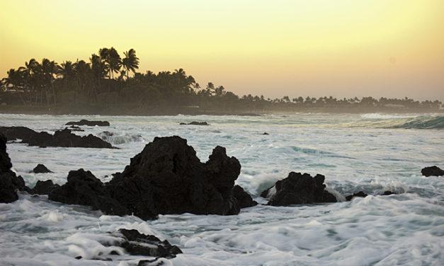 Hawaii in January