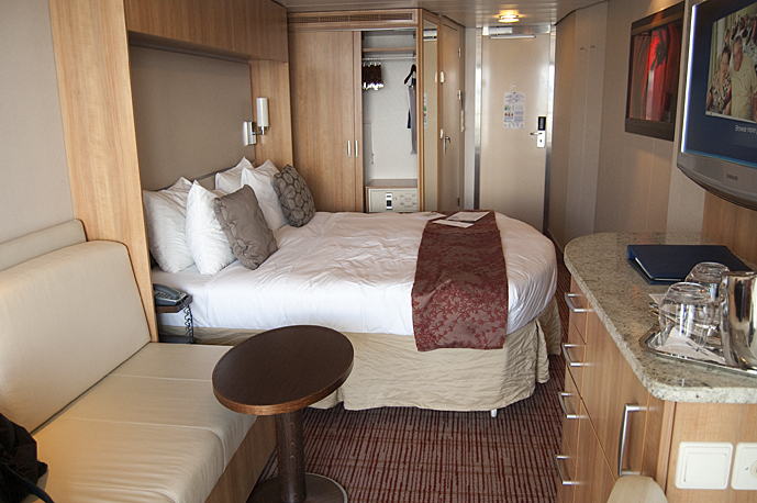 Celebrity Cruise Room