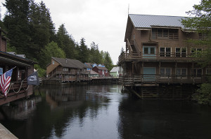 Creek Street, Ketchikan, AK