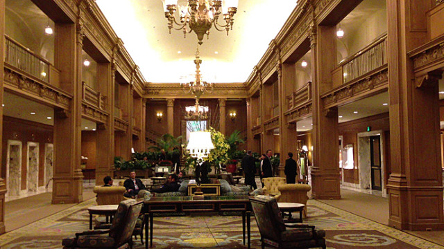 The Fairmont Olympic