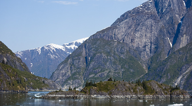 Tracy Arm Fjord and Juneau, Alaska