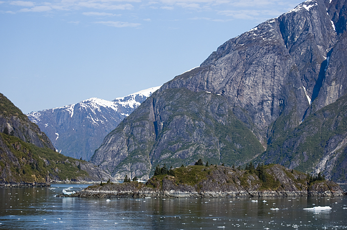 Tracy Arm Fjord and Juneau, Alaska