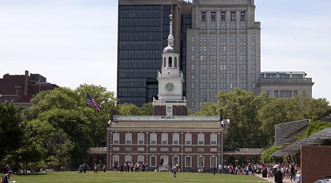 June in Philadelphia