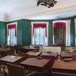 The first US Senate.