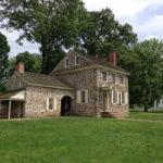 The House were Washington stayed